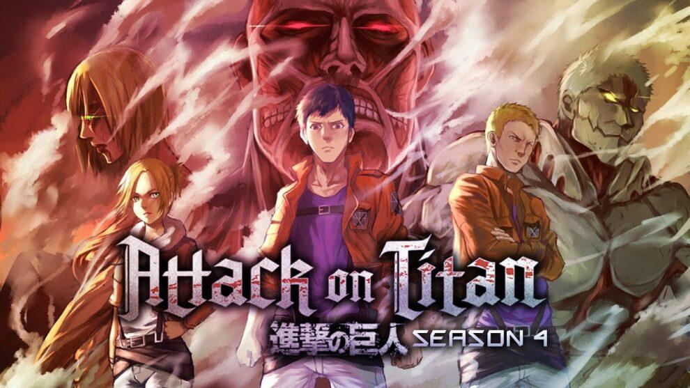 Attack on Titan - Season 4