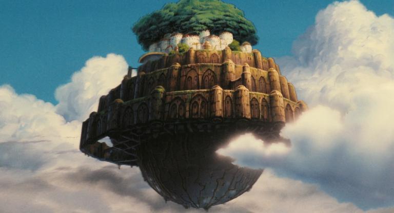 laputa castello nel cielo