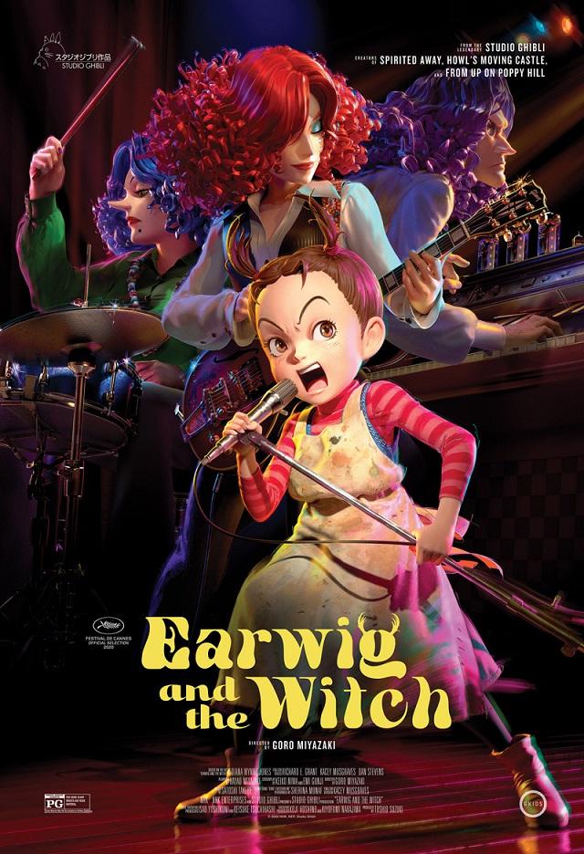earwig-e-la-strega-poster